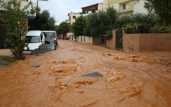 Κρήτη: Κραυγή αγωνίας από εγκλωβισμένο ηλικιωμένο ζευγάρι μετά την κακοκαιρία: Δεν έχουμε νερό να πιούμε