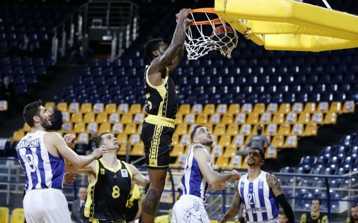 Basket League: Ο Άρης νίκησε με 81-75 τον Ηρακλή