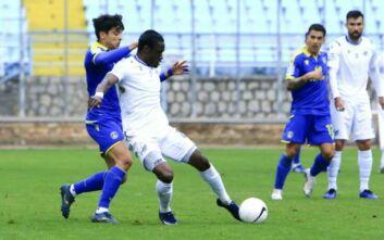 Παραμένει χωρίς νίκη η Λαμία, 2-2 με τον Αστέρα Τρίπολης