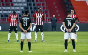 Αϊντχόφεν - ΠΑΟΚ: 0-1 στο 4' ο Βαρέλα