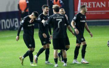 Πρώτη νίκη στο Ηράκλειο για τον ΟΦΗ, 2-1 τον ΠΑΣ Γιάννινα