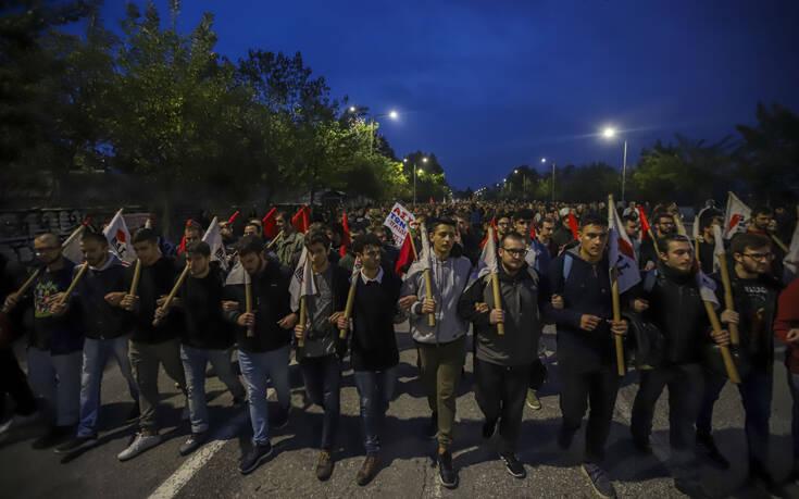 ΔΑΠ-ΝΔΦΚ: Να μην πραγματοποιηθεί φέτος η πορεία του Πολυτεχνείου