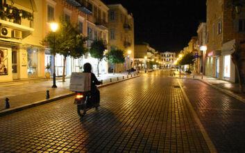 Τέλος και το take away σε Θεσσαλονίκη και Σέρρες - Επιτρέπεται πλέον μόνο το delivery