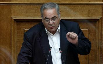 ΚΚΕ: Ο βουλευτής Γιώργος Λαμπρούλης ζητά να απαλλαγεί από αντιπρόεδρος της Βουλής και να δουλέψει ως πνευμονολόγος