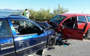 Τροχαία ατυχήματα ακόμη και με «άδειους» δρόμους στην Κρήτη