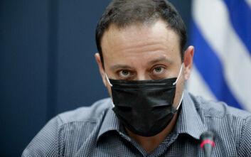 Μαγιορκίνης: «Δυναμική επιθετικής αύξησης κρουσμάτων στην Ελλάδα»