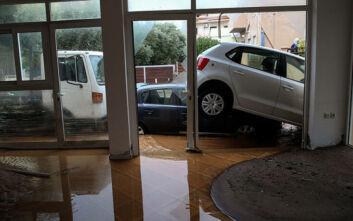 Κρήτη: Διαγραφή από το Μητρώο Αδειών Κυκλοφορίας οχημάτων ιδιωτικής χρήσης που καταστράφηκαν από την κακοκαιρία