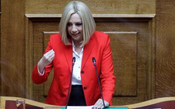 Γεννηματά: Ο πρωθυπουργός δεν έπρεπε να παρευρεθεί χθες στη Βουλή, είχε έρθει σε επαφή με κρούσμα κορονοϊού