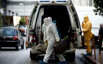 ΕΟΔΥ: 2.581 κρούσματα σήμερα 20/11 - 72 νέοι θάνατοι και 519 διασωληνωμένοι