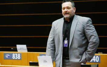 Ευρωκοινοβούλιο: Έδωσαν το λόγο στον καταδικασθέντα Λαγό - «Είναι μέρα ντροπής»