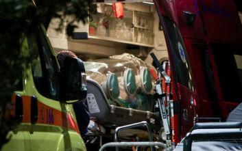 Πέθανε ο ένας από τους τρεις ασθενείς με κορονοϊό που μεταφέρθηκαν με C-130 από την Δράμα στην Αθήνα