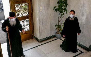 Ιερώνυμος: Στο διαμέρισμά του στην Αρχιεπισκοπή Αθηνών θα συνεχίσει την αποθεραπεία