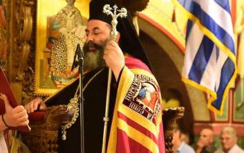 Συλλυπητήρια για το θάνατο του Μητροπολίτη Λαγκαδά από την Βουλευτή Α' Θεσσαλονίκης, Έλενα Ράπτη