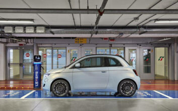 Leasys GO: Η πρώτη υπηρεσία car sharing από τη Fiat