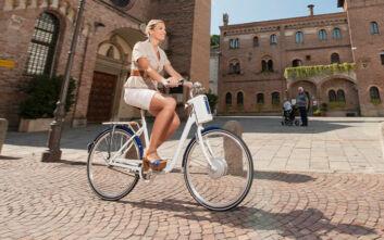 H ASKOLL παρουσιάζει το νέο της ηλεκτρικό ποδήλατο, το eB1