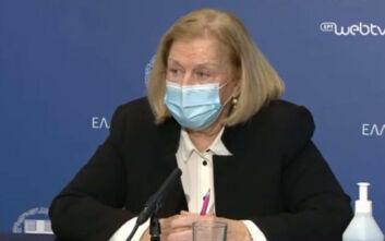 Θεοδωρίδου: Υπάρχουν συζητήσεις να ξεκινήσει ο εμβολιασμός τον Ιανουάριο του 2021