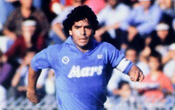 Ντιέγκο Μαραντόνα: Mε αυτούς τους 10 συμπαίκτες πήρε το πρώτο πρωτάθλημα της Νάπολι