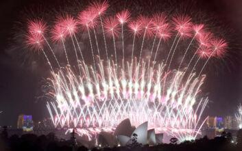 Με το «σταγονόμετρο» οι εορταστικές εκδηλώσεις της Πρωτοχρονιάς φέτος στο Σίδνεϊ