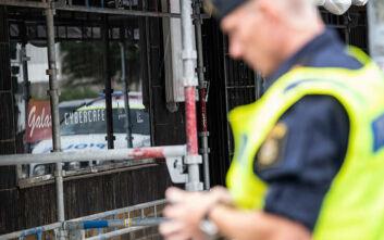 Σε συναγερμό η αστυνομία της Σουηδίας για πιθανό τρομοκρατικό χτύπημα