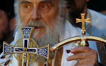 Την Κυριακή θα γίνει η κηδεία του πατριάρχη των Σέρβων Ειρηναίου