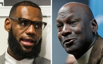Τζόρνταν, Λεμπρόν και ομάδες του NBA έδωσαν 27 εκατομμύρια για να ψηφίσουν κρατούμενοι φυλακών