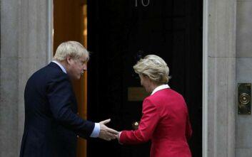 Σημαντικές αποκλίσεις στις εμπορικές συνομιλίες ΕΕ-Λονδίνου