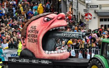 Γερμανία: «Διαδικτυακό» καρναβάλι λόγω... πανδημίας