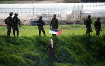 Η Παλαιστινιακή Αρχή ανακοίνωσε την επανέναρξη του συντονισμού με το Ισραήλ σε θέματα ασφάλειας
