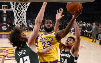 NBA: «Καμπάνα» στους Μιλγουόκι Μπακς για παράνομη προσέγγιση στον Μπογκντάνοβιτς