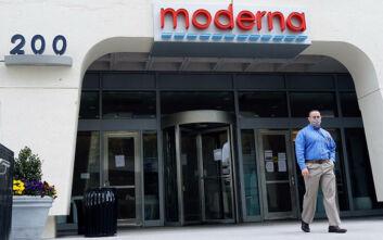 Κορονοϊός: Εγκρίθηκε η κατεπείγουσα χρήση του εμβολίου της Moderna στις ΗΠΑ