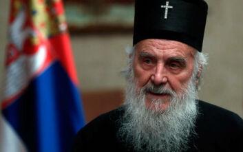 Σε σοβαρή κατάσταση η υγεία του Πατριάρχη Ειρηναίου λόγω κορονοϊού - Επιδεινώθηκε τις τελευταίες ώρες