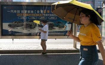 Μόλις 8 κρούσματα κορονοϊού σε 24 ώρες στην Κίνα