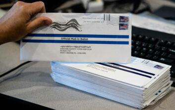 Εκλογές ΗΠΑ 2020: Ακόμη 1.700 ψηφοδέλτια βρέθηκαν σε κέντρα διαλογής αλληλογραφίας στην Πενσιλβάνια - Μάχη στην πολιτεία κλειδί