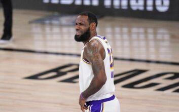 Προβληματισμένος ο ΛεΜπρον με την έναρξη του NBA στις 22 Δεκεμβρίου
