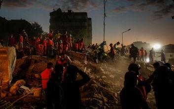 Στους 113 έφτασαν οι νεκροί από το σεισμό στην Τουρκία