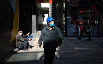 Εμπορευματοκιβώτιο από τη Β. Αμερική «ευθύνεται» για κρούσμα κορονοϊού στη Σαγκάη