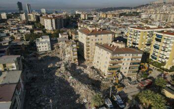 Ισχυρός σεισμός στη Σμύρνη: Τέλος στις έρευνες για επιζώντες - Στους 114 οι νεκροί