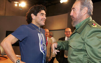 ΚΚΕ για Μαραντόνα: «Έφυγε» ο Ντιέγκο! Ένας λάτρης του ποδοσφαίρου και του δίκιου!»