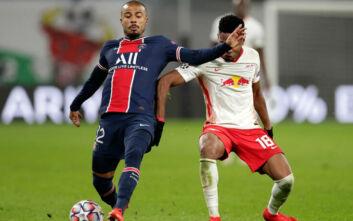 Champions League: Πρώτη φορά χάνουν τρεις γαλλικές ομάδες σε μία εβδομάδα