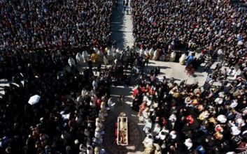 Μαυροβούνιο: Έξαρση κρουσμάτων μετά το λαϊκό προσκύνημα για τον μητροπολίτη που πέθανε από κορονοϊό