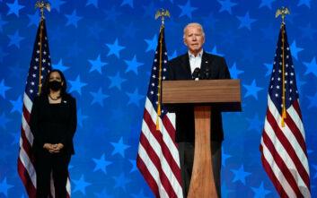 Εκλογές ΗΠΑ 2020: Όλο και πιο κοντά στον Λευκό Οίκο ο Μπάιντεν