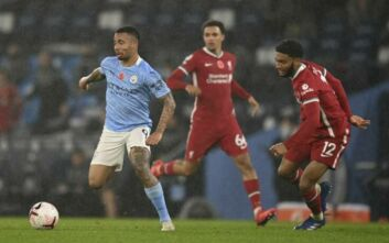 Premier League: Ισόπαλο το Μάντσεστερ Σίτι - Λίβερπουλ, στην κορυφή η Λέστερ