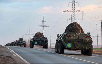 Ναγκόρνο Καραμπάχ: Οι ρωσικές ειρηνευτικές δυνάμεις βρίσκονται στην πρωτεύουσα