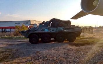 Ναγκόρνο Καραμπάχ: Οι δικαιοδοσίες της ειρηνευτικής δύναμης απομένει ακόμη να διευκρινισθούν λένε οι Ρώσοι