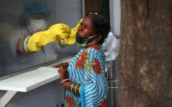 Δραματική η κατάσταση με τον κορονοϊό στην Ινδία - Οι ΜΕΘ είναι γεμάτες και η πανδημία εξαπλώνεται ραγδαία
