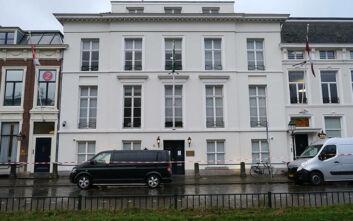 Συνελήφθη ένας ύποπτος για τα πυρά εναντίον της πρεσβείας της Σαουδικής Αραβίας στη Χάγη