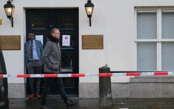 Επίθεση στην πρεσβεία της Σαουδικής Αραβίας στην Ολλανδία: Το κτήριο γαζώθηκε με σφαίρες