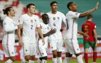 Nations League: Νίκη της Γαλλίας στην Πορτογαλία