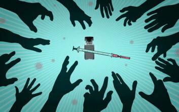 Εμβόλια Pfizer και Moderna: Οι πρώτοι εμβολιασμοί πιθανόν να γίνουν και τον Δεκέμβριο - Οι προετοιμασίες των χωρών