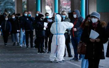 Κορονοϊός - Ιταλία: Νέο σοκ με 22.930 κρούσματα και 630 θάνατοι το τελευταίο 24ωρο